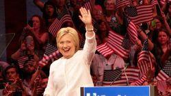 Girl Power: Hillary declara vitória histórica em prévia