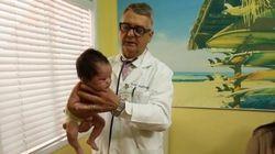 Pediatra ensina truque incrível e infalível para fazer bebês pararem de