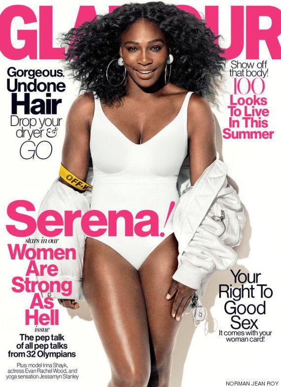 Serena Williams questiona padrões de envelhecimento: 'Quem disse que você deveria estar acabada aos