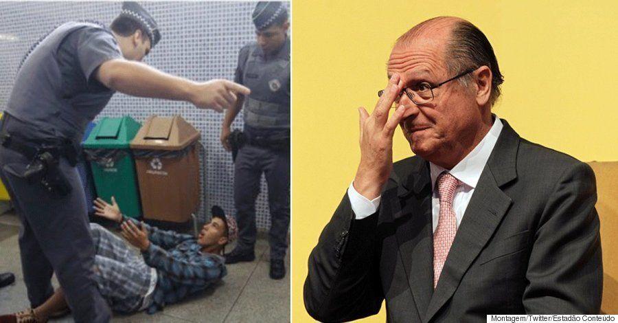 Geraldo Alckmin usa frase de papa Francisco ao suspender fechamento de
