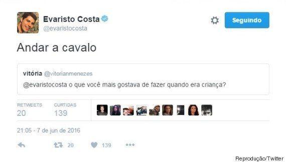 Sertanejo, Harry Potter e cachaça: Aqui estão 18 segredos de Evaristo Costa revelados no