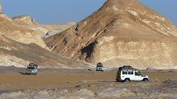 Forças egípcias matam 12 turistas 'por