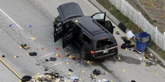 Atiradora de massacre na Califórnia prometeu aliança ao Estado Islâmico, dizem