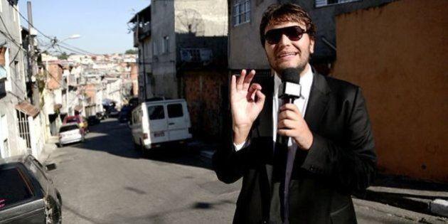 Ronald Rios: 'Por que eu parei de fazer piada