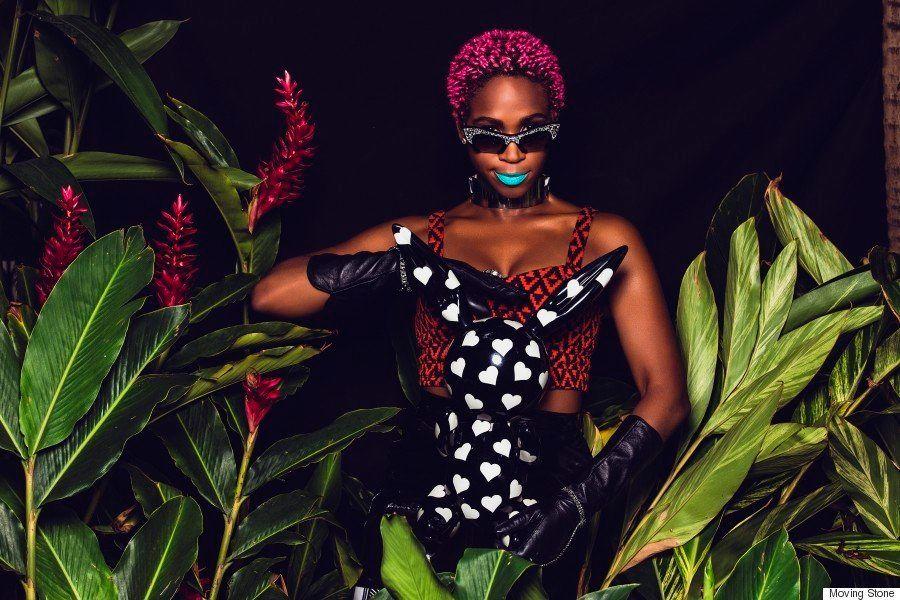 Karol Conka fala sobre racismo, empoderamento da mulher negra e machismo dentro do rap
