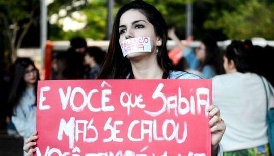 Não vamos nos calar: Mulheres saem novamente às ruas contra a cultura do