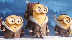 'Minions' ultrapassa 'Toy Story 3' e se torna 2ª animação com maior