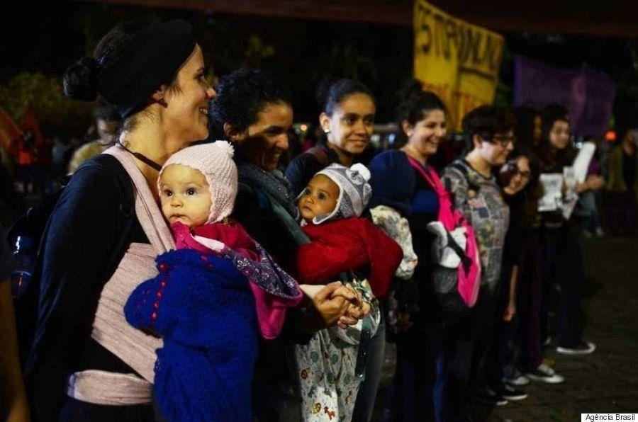#PorTodasElas: Mulheres não se calam e fazem outra caminhada em São Paulo contra a cultura do