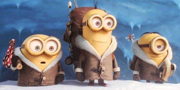 'Minions' bate 'Toy Story 3' e é a segunda animação com maior