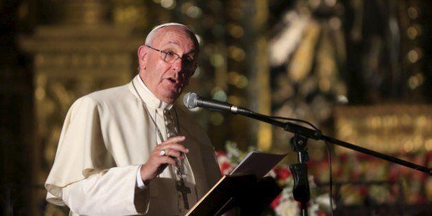 Papa pede à América Latina que evite leis que estimulem a