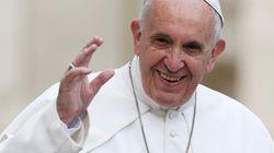 O Papa é