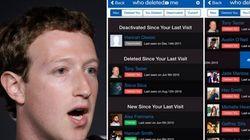 Veja quem deixou de ser seu amigo no Facebook com apenas um