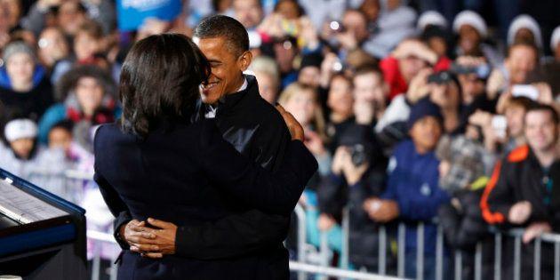 40 vezes em que Michelle e Barack Obama agiram como verdadeiros namorados