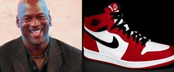 Michael Jordan faturou mais com venda de tênis em 2014 do que durante toda a carreira na