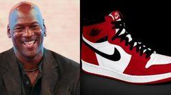 Jordan faturou mais com venda de tênis em 2014 do que em 15 anos de