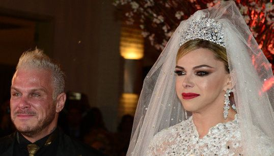 As fotos do casamento da Léo Aquilla ficaram ÓTIMAS