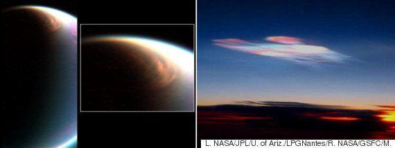 Com ventos polares, lua Titã de Saturno é mais parecida com a Terra do que se