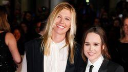 FOTOS: Ellen Page faz 1ª aparição com namorada e prova que o amor