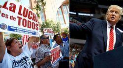 Surpresa? Latinos e partidários de Trump entram em