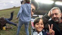 'Não posso perdoá-la', diz refugiado sírio agredido por cinegrafista