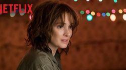 ASSISTA: Trailer de nova série da Netflix com Winona Ryder vai tirar seu