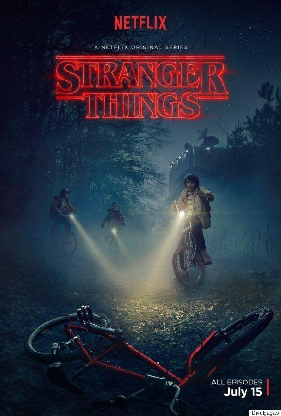 'Stranger Things': Trailer de nova série da Netflix com Winona Ryder vai tirar seu sono
