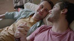Este é o 1º comercial com um casal gay do México. E ele é