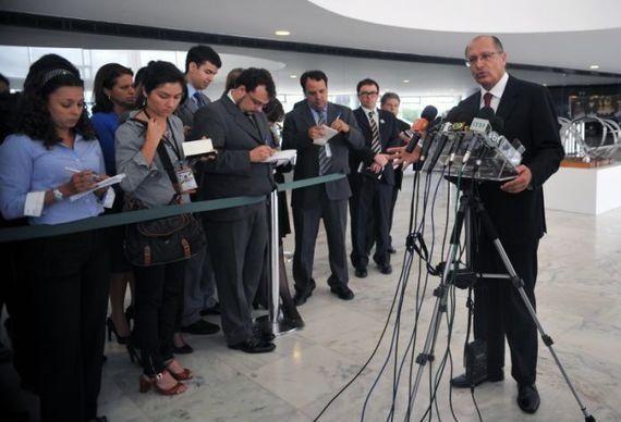 A truculência do governo Alckmin contra os Jornalistas Livres nos protestos de