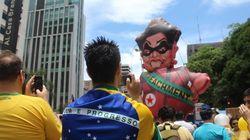 Manifestantes pró-Dilma não poderão ir à Paulista no domingo, diz
