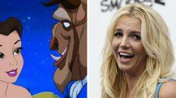 Close certo! Youtuber reconta 'A Bela e a Fera' só com hits de Britney