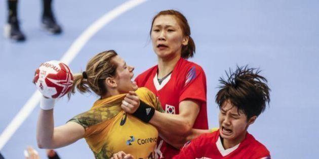 Com gol no último lance, Brasil empata na estreia do Mundial Feminino de