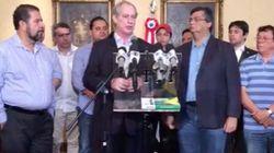 ASSISTA: Temer é o 'capitão do golpe', diz Ciro, mais um pré-candidato em