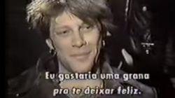 O dia em que Bruna Lombardi colocou Bon Jovi em seu devido