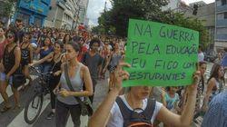 ASSISTA: Estudantes anunciam que #OcupaEscola continua em