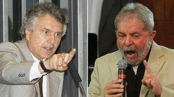 Barraco! Após queixa-crime, Caiado diz que Lula teve 'comportamento de