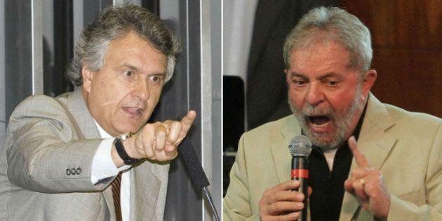 Mesmo após queixa-crime, Caiado diz que Lula tem 'comportamento de