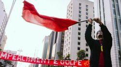 Manifestantes ocupam as ruas contra Temer: 'Nenhum direito a
