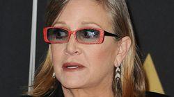 Carrie Fisher diz que controvérsia sobre roupa de Princesa Leia como escrava é
