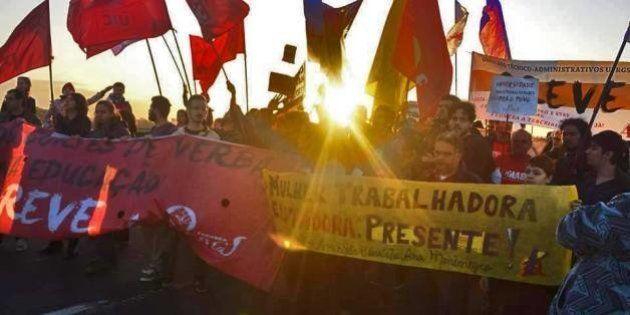 Servidores farão greve geral no dia 23 de setembro contra pacote de