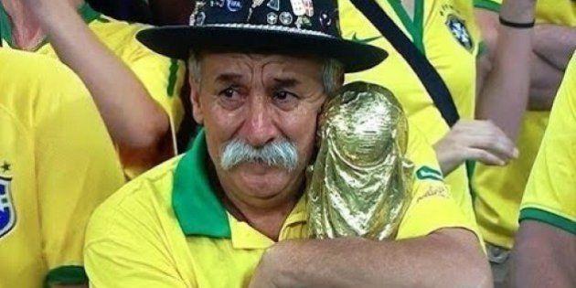 Morre 'Gaúcho da Copa', torcedor que virou símbolo