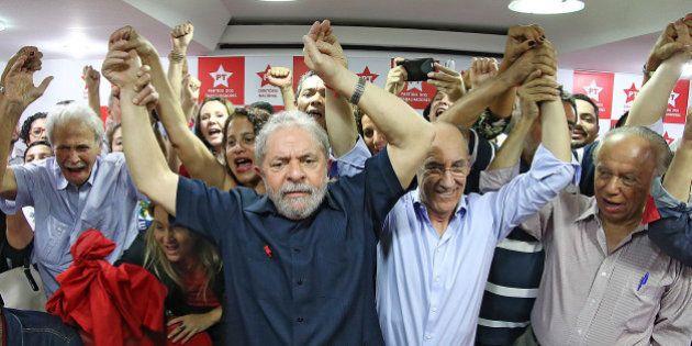 Lula vê lado positivo na Lava Jato e crava: 'Se me deixarem solto, viro