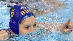 Arrasou! Seleção feminina de polo aquático do Brasil bate Venezuela por 18 a 1 no