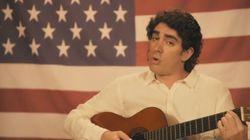 ASSISTA: Marcelo Adnet cria o incrível Chico Buarque de Orlando, o cantor popular da
