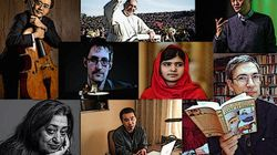 As vozes mais influentes do mundo em