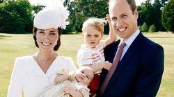FOTOS: Palácio divulga imagens oficiais do batizado da princesa Charlotte ❤ ❤