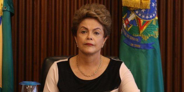Dilma defende suspensão de recesso e diz que País não pode parar até