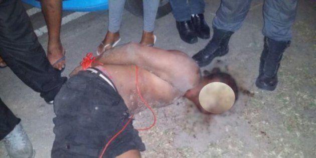 Onda de justiceiros avança, e suspeito de furto é linchado na zona oeste do Rio de