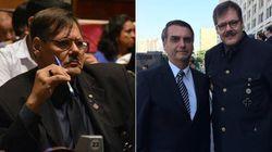 ASSISTA: Sósia de Hitler dá apoio a projeto do filho de Bolsonaro no