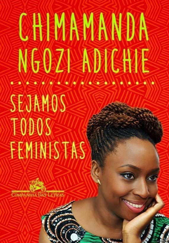Todos os jovens da Suécia vão ganhar edição do livro 'Sejamos Todos Feministas', de Chimamanda Ngozi