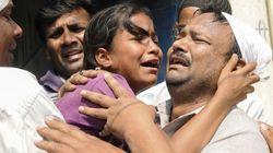 Indiana de 15 anos morre após ser estuprada e queimada